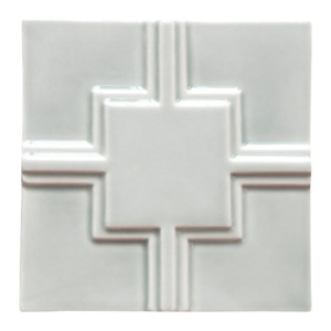 Cold Glossy Link Ceramic Wall Decos 6x6