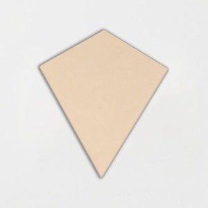 Honey Glossy Diamante Ceramic Tiles 6 1/8x6 7/8