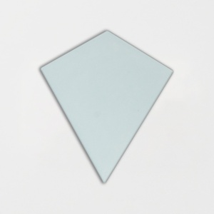 Jules Glossy Diamante Ceramic Tiles 6 1/8x6 7/8