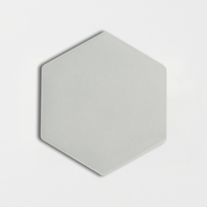 Cold Glossy Hexagon 5 Ceramic Tiles 5