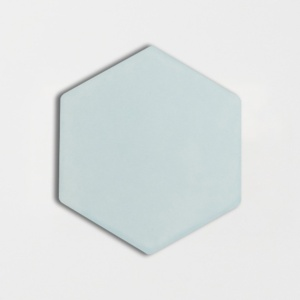 Jules Glossy Hexagon 5 Ceramic Tiles 5