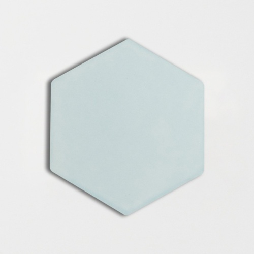 Jules Glossy Hexagon Ceramic Tiles 5