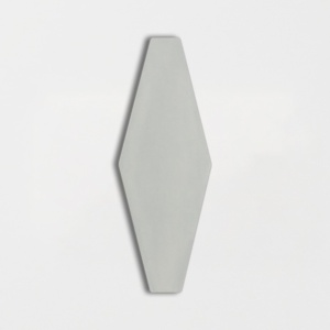 Cold Glossy Longest Hexagon Ceramic Tiles 3x7 7/8