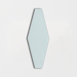 Jules Glossy Longest Hexagon Ceramic Tiles 3x7 7/8