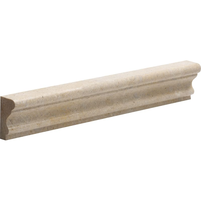Seashell Honed Andorra Limestone Mouldings 2x12