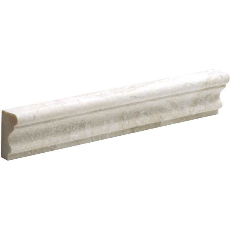 Diana Royal Honed 2x12 Andorra Marble Mouldings