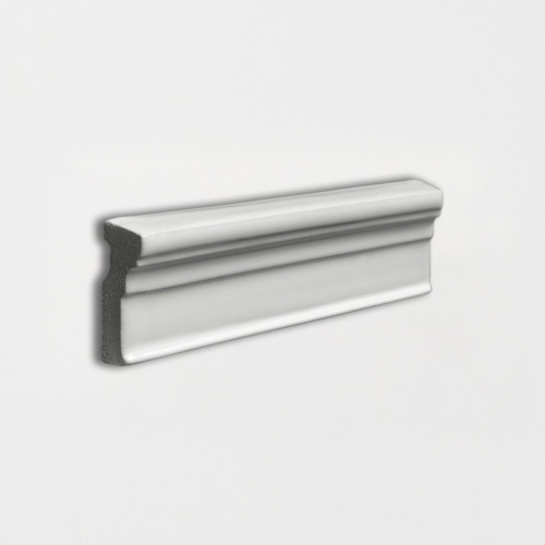 Cold Glossy Ogee Trim Ceramic Moldings 2×6