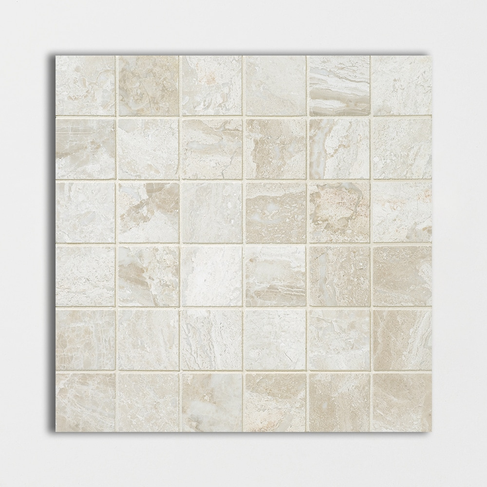 Diana Royal Polished 12x12 2x2 Marble Mosaics
