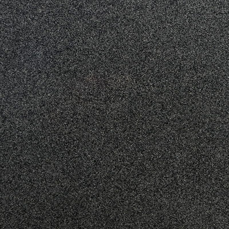 Impala Black Polished Random 1 1/4 Granite Slab