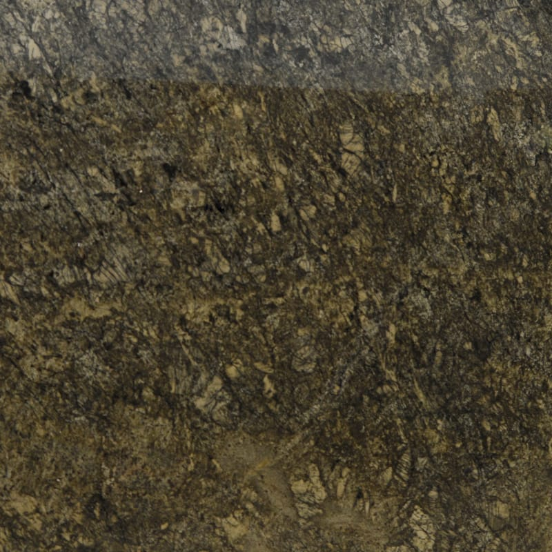 Icon Brown Polished Granite Slab Random 1 1/4