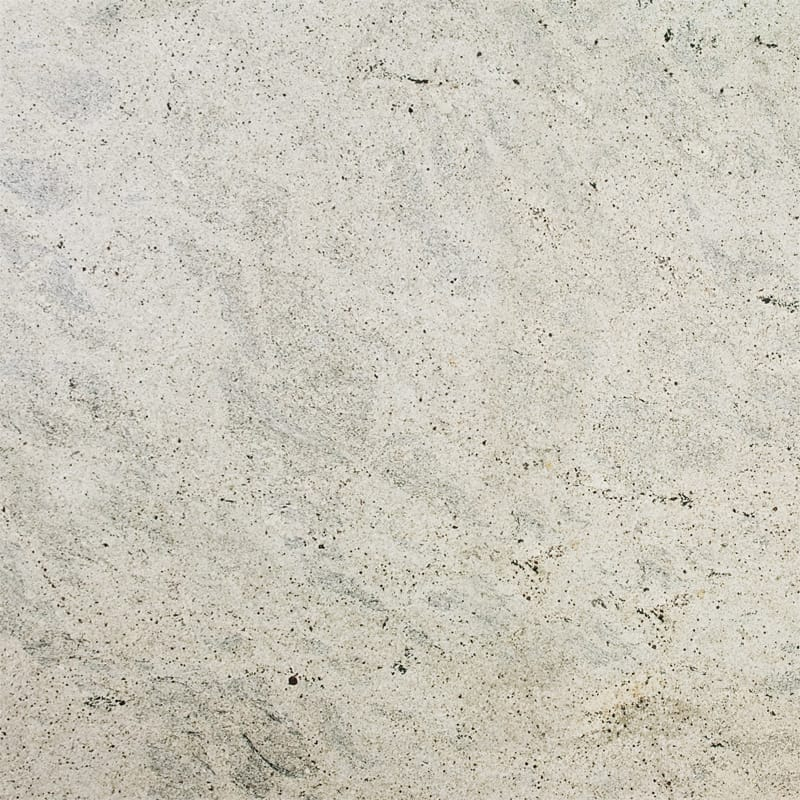 Kashmir White Polished Granite Slab Random 1 1/4