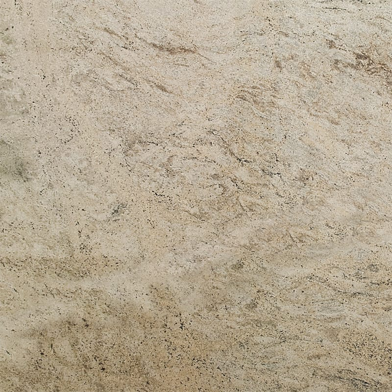 Ivory White Polished Granite Slab Random 1 1/4