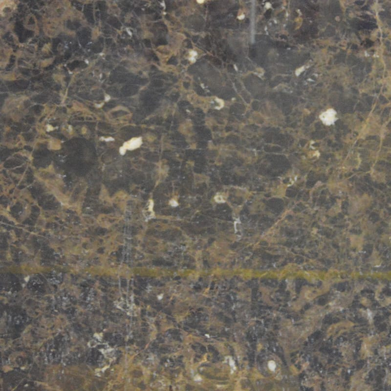 Emperador Dark Polished Granite Slab Random 1 1/4