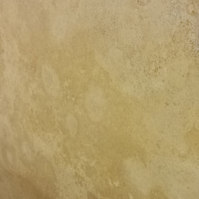 Golden Sienna Honed&filled Random 1 1/4 Travertine Slab