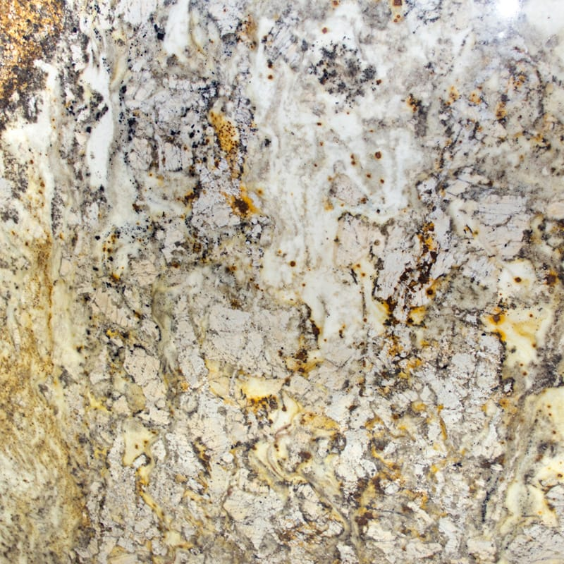 Gazon Polished Granite Slab Random 1 1/4