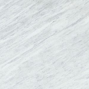 Bianco Nomara Polished Marble Slab Random 1/2