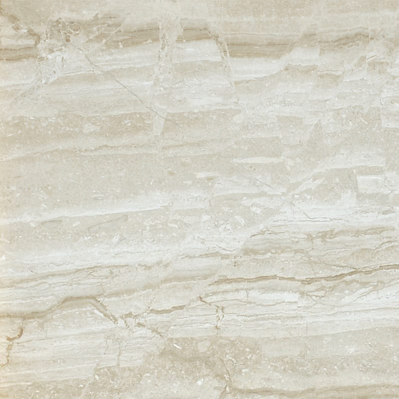 Diana Royal Honed Marble Slab Random 3/4
