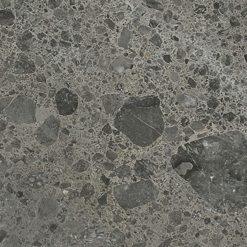 Arctic Gray Polished Random 3/4 Marble Slab