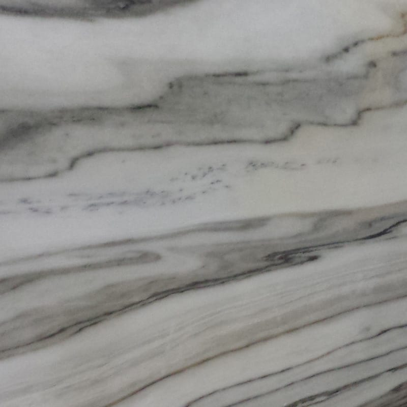 Skyline Polished Random 3/4 Marble Half Slab