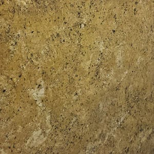 Sunset Brown Polished Granite Slab Random 1 1/4