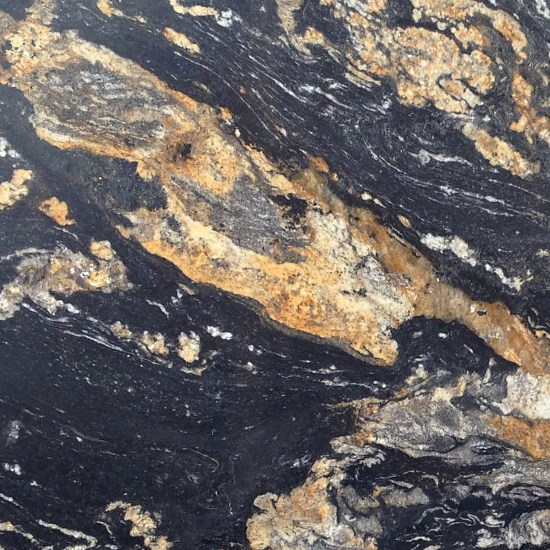 Magma Gold Polished Random 1 1/4 Granite Slab