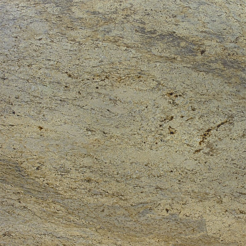 Colonial Cream Polished Granite Slab Random 1 1/4
