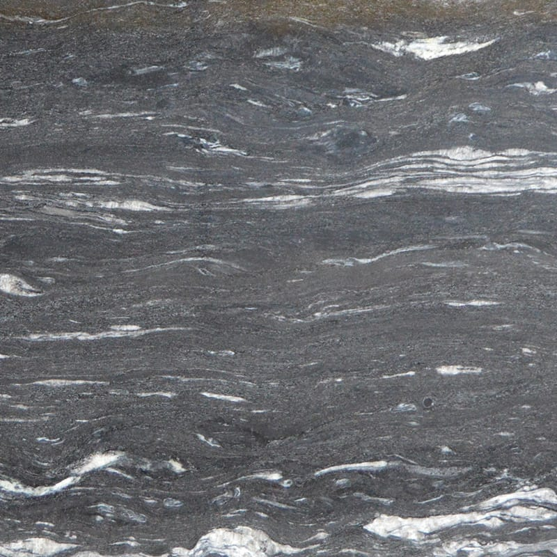 Cosmic Black Polished Random 1 1/4 Granite Slab