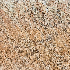 Golden Queen Polished Granite Slab Random 1 1/4