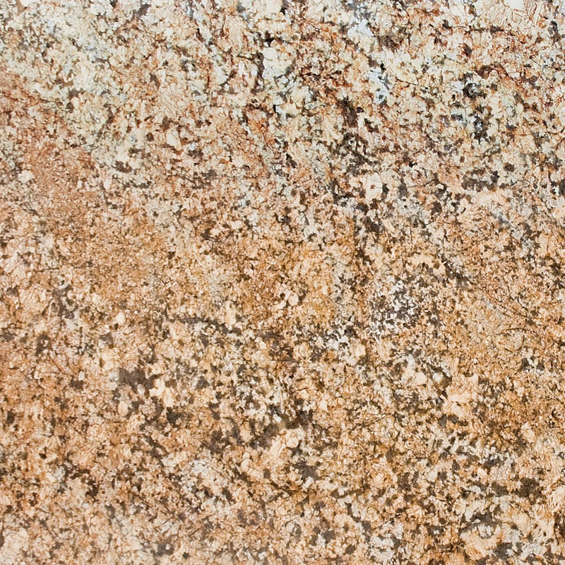 Golden Queen Polished Random 1 1/4 Granite Slab