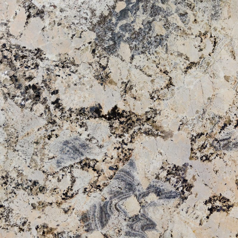 Persa Blue Polished Granite Slab Random 1 1/4
