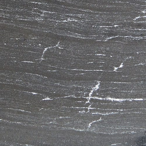 Black Ocean Polished Granite Slab Random 1 1/4