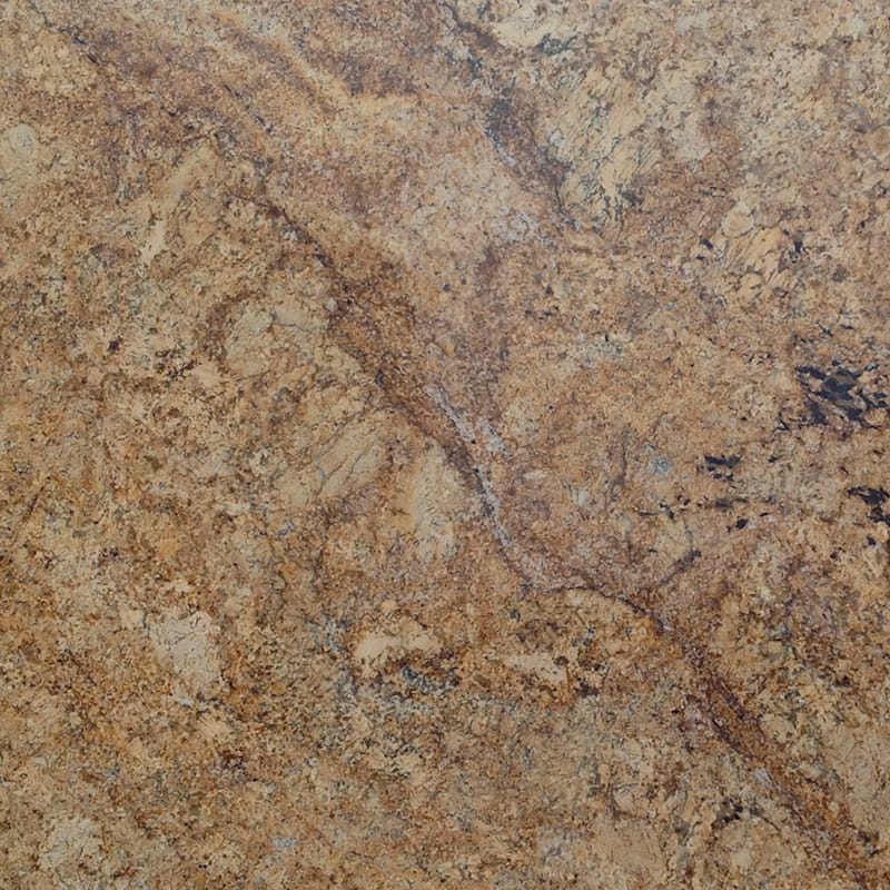 Solarius Polished Granite Slab Random 1 1/4