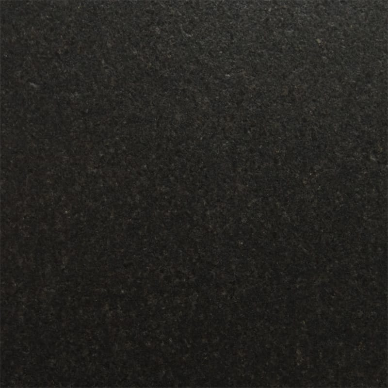 Black Pearl Antiqued Granite Slab Random 1 1/4