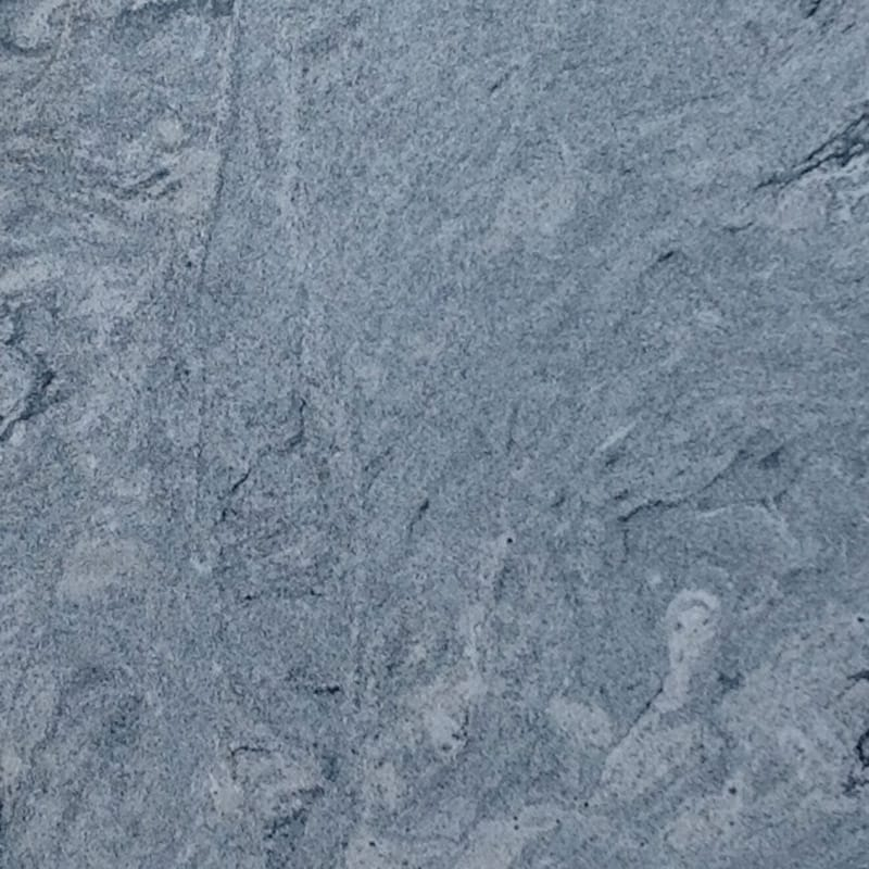 Viscount White Polished Random 1 1/4 Granite Slab