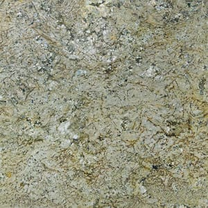 Typhoon Green Polished Granite Slab Random 1 1/4