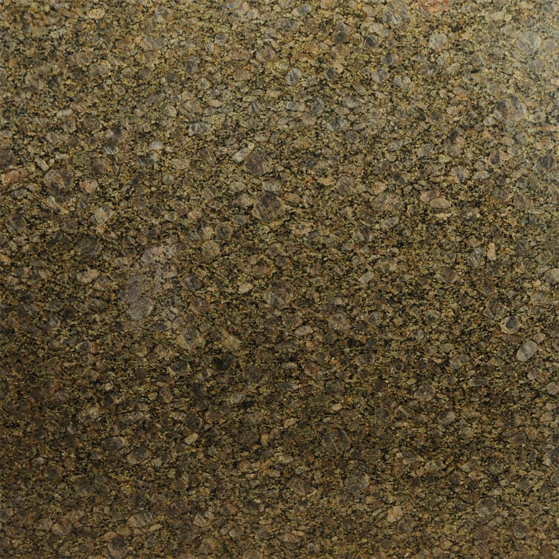 Brownie Polished Granite Slab Random 1 1/4