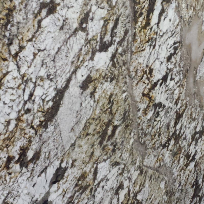 Alpana Cream Polished Granite Slab Random 1 1/4