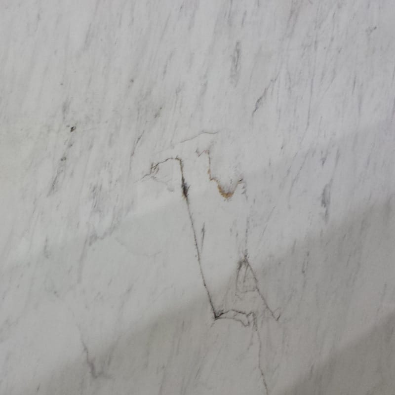 Volakas Polished Marble Slab Random 3/4