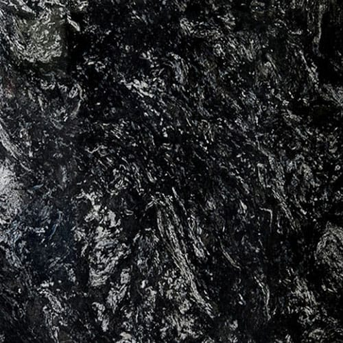 Mari Blue Polished Granite Slab Random 1 1/4
