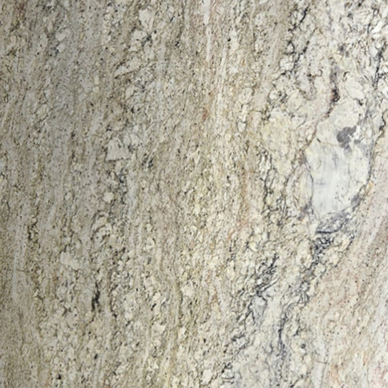 Rainbow Tabacco Polished Granite Slab Random 1 1/4