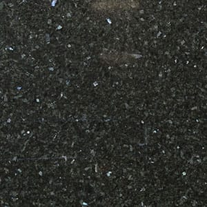 Blue Pearl Std Polished Granite Slab Random 1 1/4