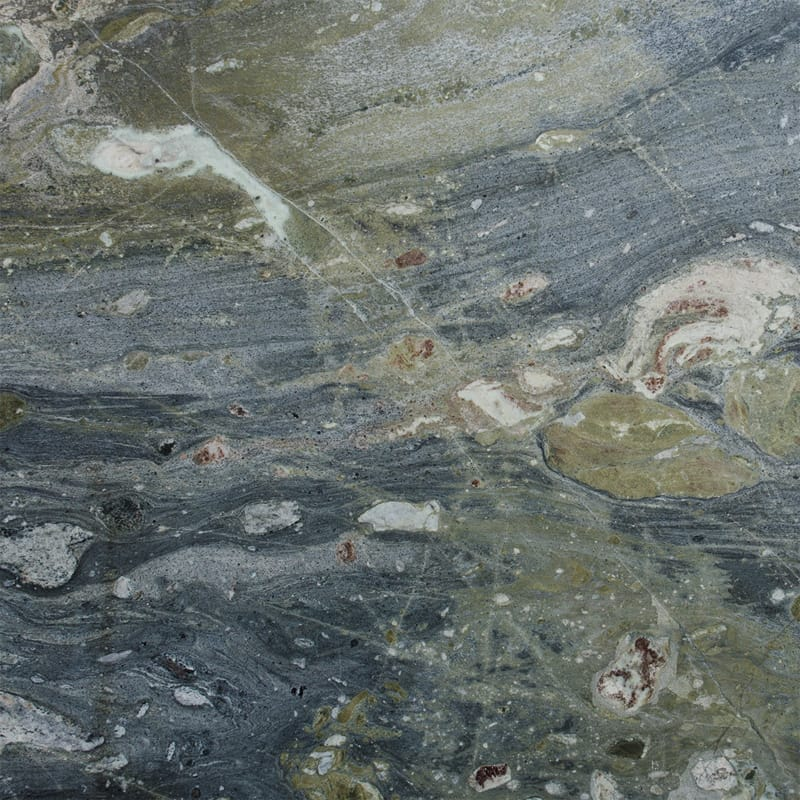 Verde Itatuba Polished Granite Slab Random 1 1/4