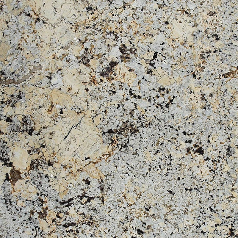 Golden Delicatus Polished Granite Slab Random 1 1/4