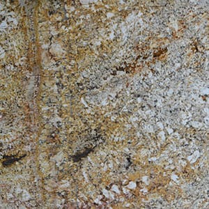 Juparana Gem Gold Polished Granite Slab Random 1 1/4