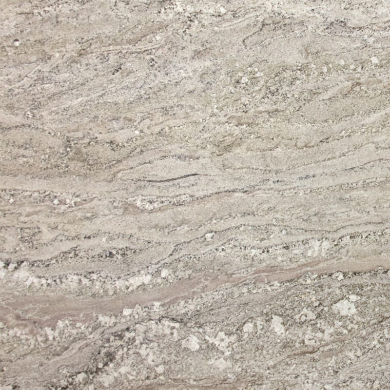 Sucuri White Polished Random 1 1/4 Granite Slab