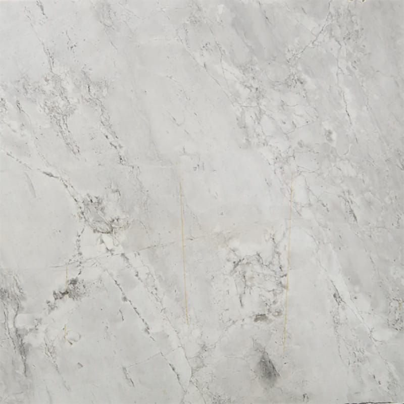 Monte Blanc Polished Random 1 1/4 Quartzite Slab