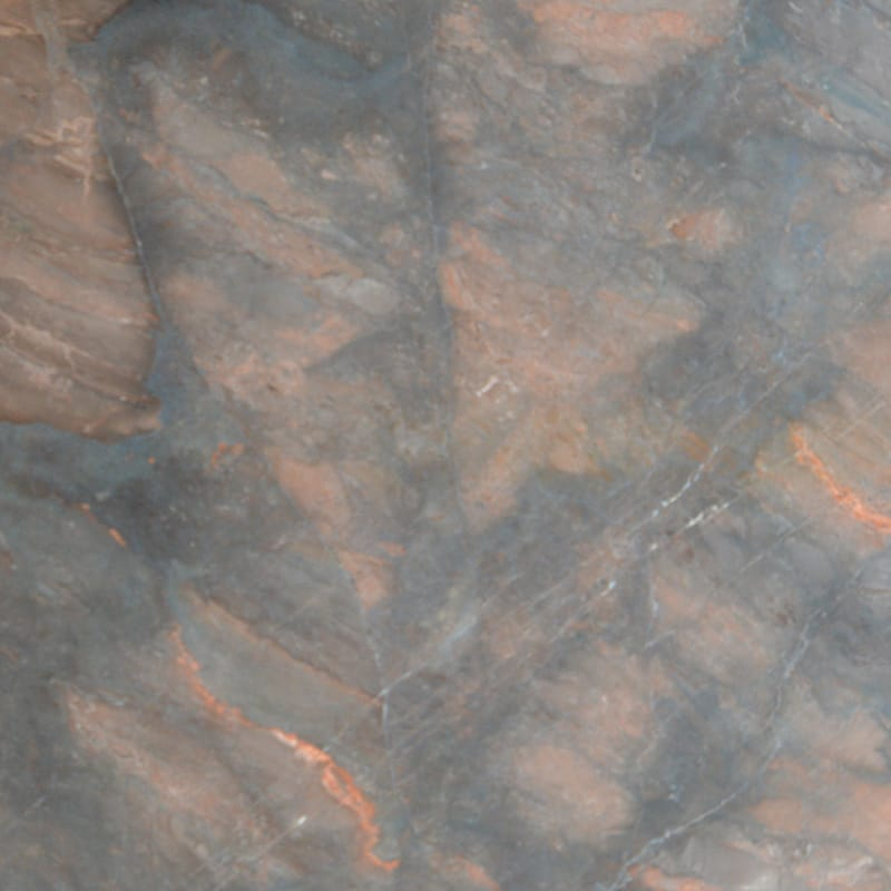 Copper Dune Polished Granite Slab Random 1 1/4