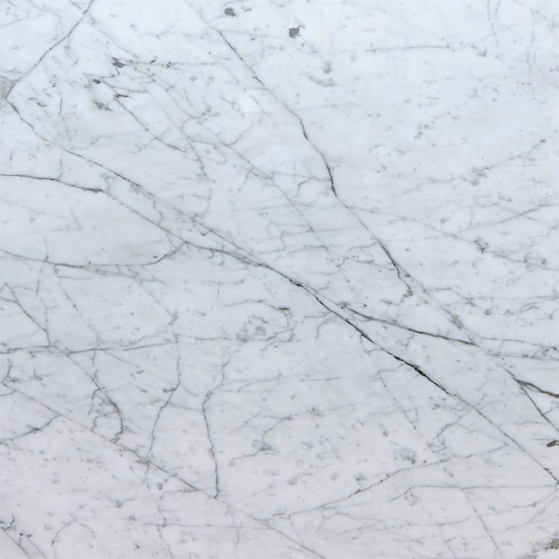 Statuary Extra Polished Marble Slab Random 1 1/4