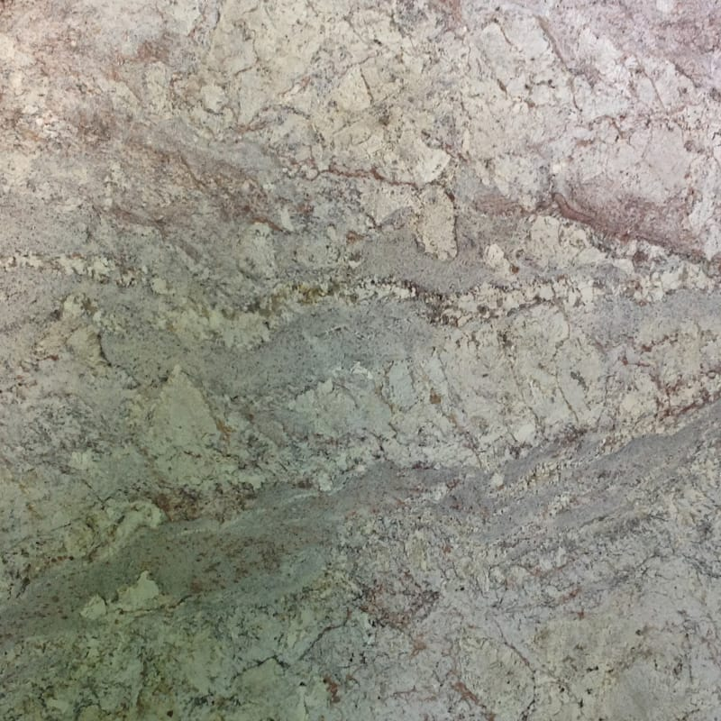 Bianco Fiore Polished Random 1 1/4 Granite Slab
