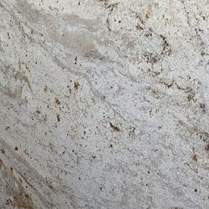 Sienna Beige Polished Granite Slab Random 1 1/4